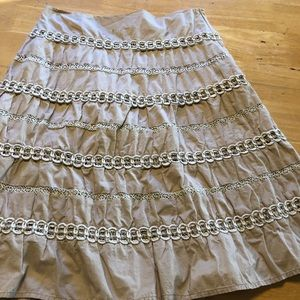 Talbots Women's Petite Size 2 Skirt